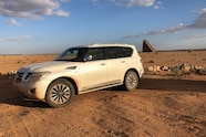 nissan global vehicles in morocco patrol 3q