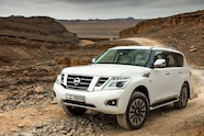 nissan global vehicles in morocco patrol