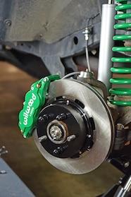 031 jeep tj wrangler wilwood engineering brakes front disc upgrade kit