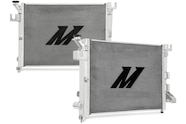008 parts rack mishimoto 2004 2008 dodge ram 5.7 hemi aluminum direct fit radiator