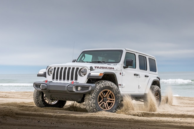 Unlock Your Wrangler's Potential With a Tazer JL