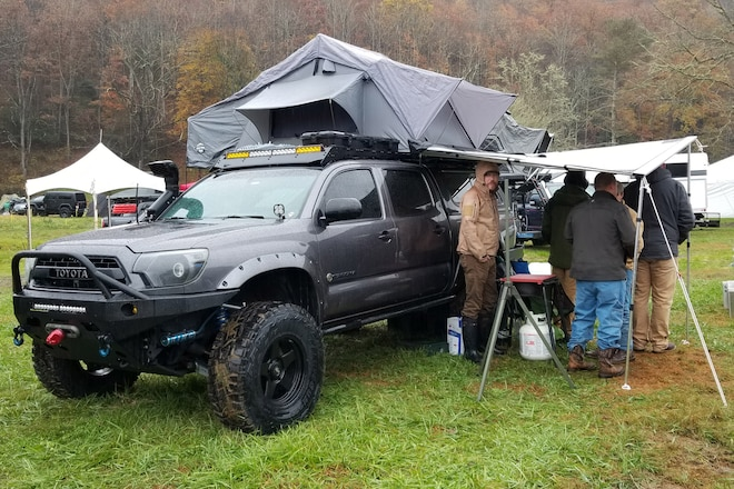 Weather or Not: The 2018 Overland Expo East Rocked, Despite the Rain and Cold