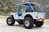 003 jeep willys 1951 cj 3a pair two father son build chevy v8 peifer
