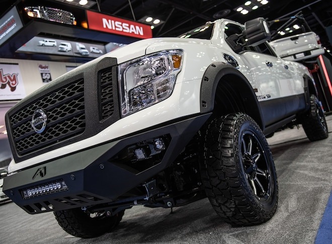 Nissan Partners With Rocky Ridge for Vehicle Customization