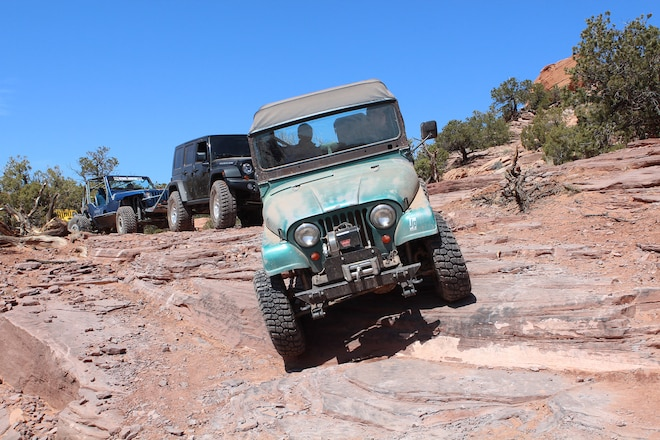 Nuts & Bolts: Old-School Jeep Mods