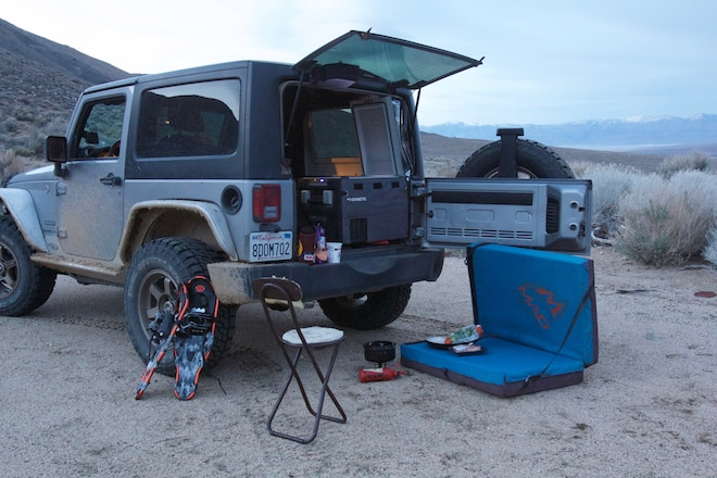 No Ice, No Problem: We Test Two of Dometic's CFX-Powered Coolers
