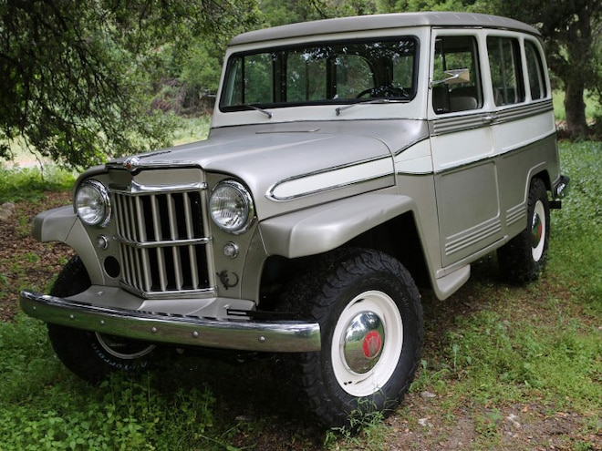 Icon Gives This 1960 Willys Overland Two-Door Wagon a Modern Refresh - Video