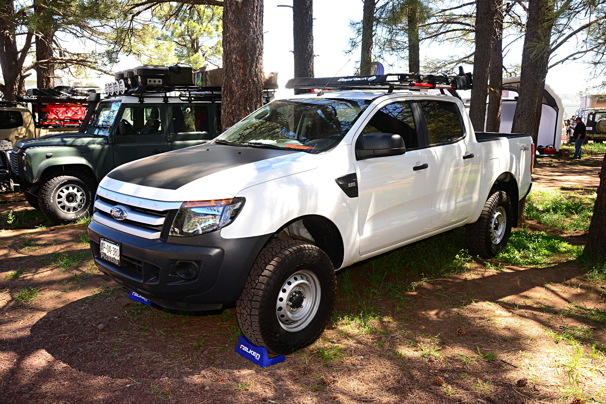 013 2016 Overland Expo 4x4 Vehicles Camping Flagstaff Mormon Lake Arizona Ford Ranger Diesel Photo 178316855