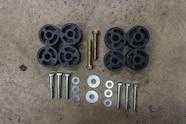 02 wrangler seat lift components