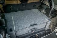 010 2018 jeep wrangler unlimited rubicon jl arb drawer system cargo organizer
