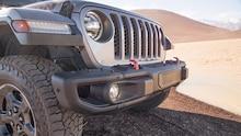 2020 Jeep Gladiator Rubicon front clip