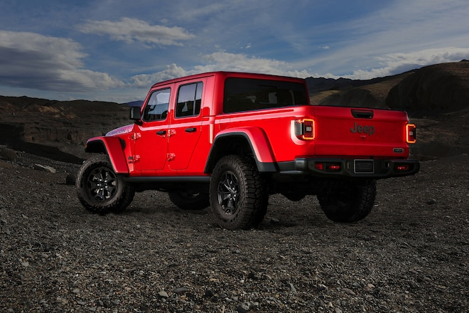 Jeep Gladiator Launch Edition Goes On Sale For One Day Only