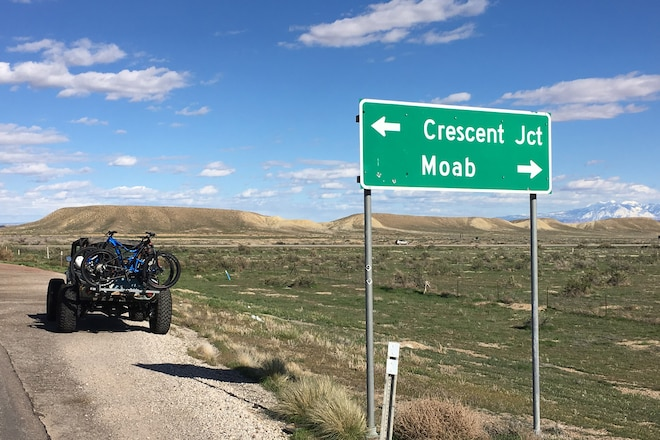 Driving the UACJ-6D 800 Miles to Moab With No Cooling Fan
