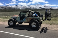 christian hazel drives uacj6d to moab with no cooling fan side view