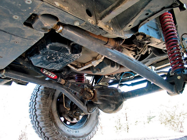 2003 Jeep Liberty Kj driveshafts Photo 17944158