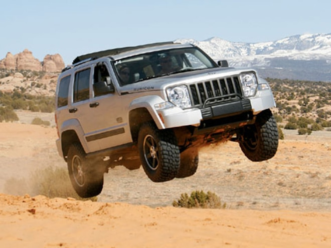 Custom Manufacturer 4x4 Trucks & Jeeps in Moab - Jumpin' Jehosophat!