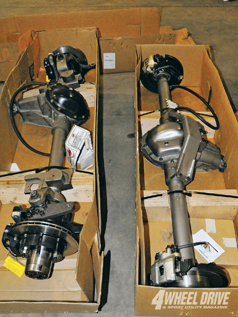 0907 4wd 02 z+jeep wrangler unlimited tj+axles