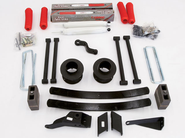 131 0810 10 z+ez ride suspension lift kit upgrade tuff country boost+ez ride suspension kit