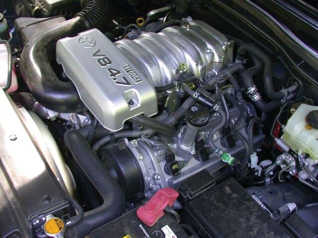 129 0211 03 Z 2003 Toyota 4runner Engine