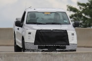 2018 ford f 150 spied front quarter view 03
