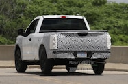 2018 ford f 150 spied rear quarter view 02
