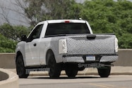 2018 ford f 150 spied rear quarter view 03