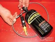 0906or 03 z+rebuildable shocks+nitrogen filter kit