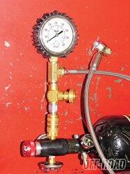 0906or 07 z+rebuildable shocks+nitrogen deluxe shock inflator
