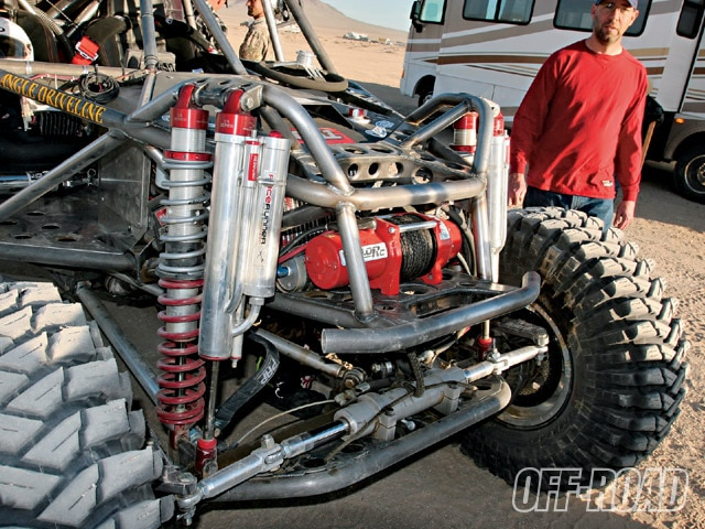 0907or 04 z+king of the hammers+bypass shocks