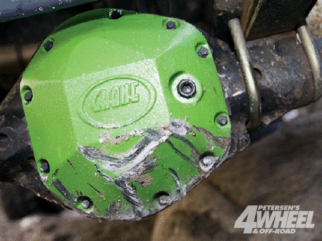 131 0906 13 z+axle parts guide+crane differential cover