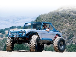 2002 Top Truck Challengers 1973 Ford Bronco