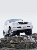 2002 Lexus LX 470 Review - Four Wheeler Magazine