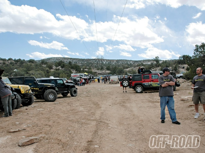 Most Diverse Off-Roading on Earth Moab 2009