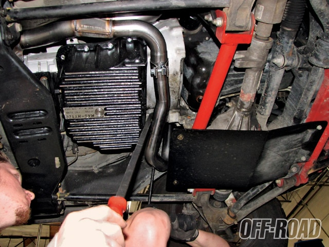 0907or 14 z+upgrading exhaust system+tighten clamps together