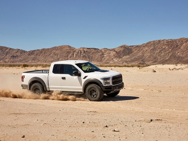 The 2017 Ford Raptor is Ready For Any Terrain - Video