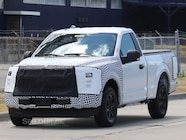 2018 ford f 150 single cab front three quarter