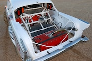 009 rippin rooster chevy fox tri five rear three quarter high down angle