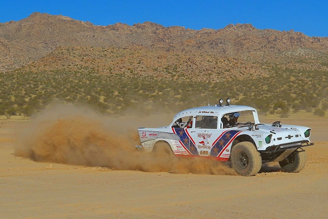 Rippin Rooster - Stock Car Racing: Baja Style