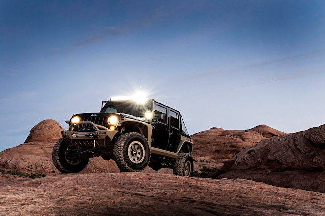 Halogen, HID or LED: Which light is right for your 4x4?