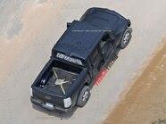 2019 Jeep Wrangler JL Pickup Spyshots 12