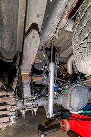 008 2011 ford f 250 4x4 skyjacker suspension