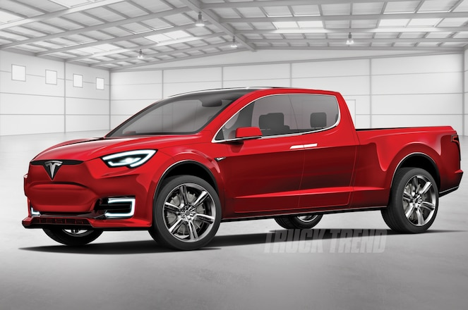 Elon Musk Promises to Build a Tesla Pickup After Compact Crossover Launch
