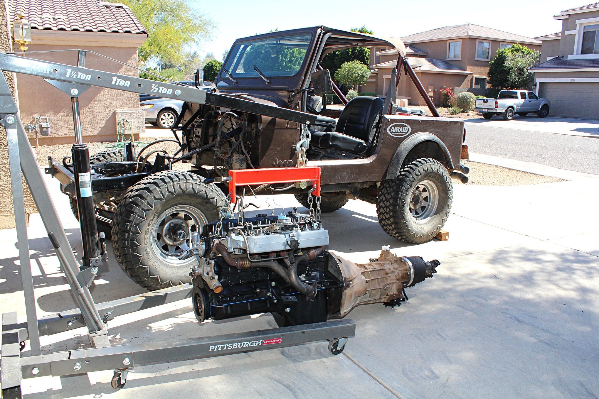 swapping a 4 0l into a cj 7  jeep 4 0l engine bellhousing diagram #14