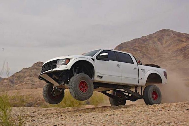 This Ford F-150 Raptor Is The Latest In A Long Line