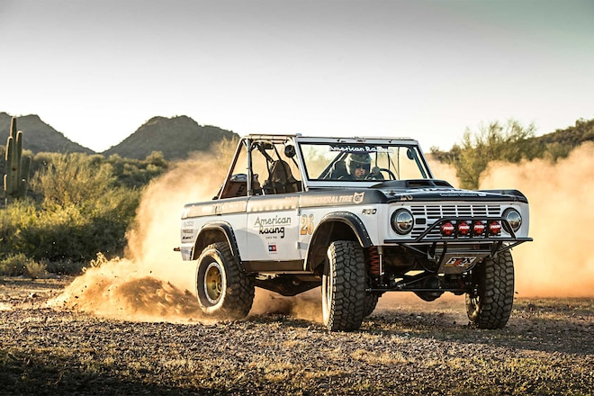 Caballo Del Diablo: Budget-Friendly 1968 Ford Bronco Built For Vintage Racing