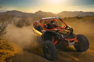 2017 can am maverick x3 turbo rs right front desert trail