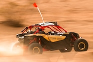 2017 can am maverick x3 turbo rs right rear driving