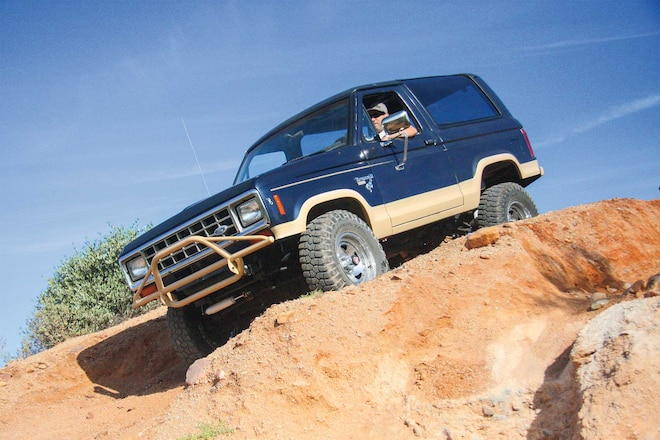 Bronco II – A Guide to Ford's Smaller SUV