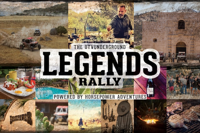 """Novice-Friendly """"Legends Rally"""" Coming in September"""