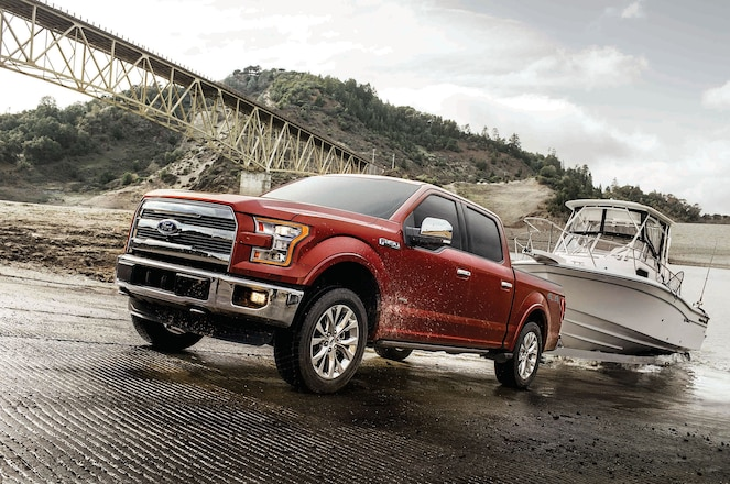 2017 Ford F-150 3.5L EcoBoost 10-Speed First Drive